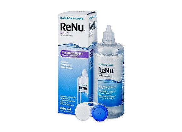 Раствор для линз Renu MPS на фото