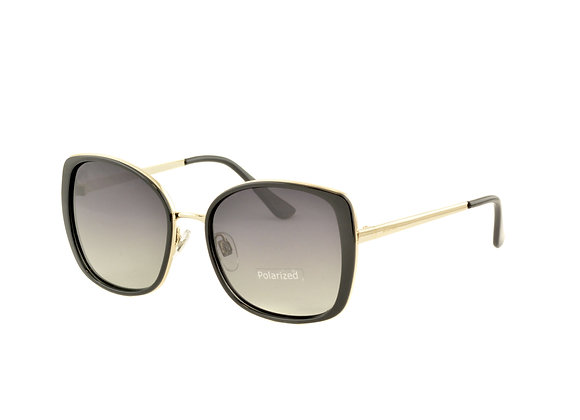 Солнцезащитные очки Megapolis 653 Black на фото