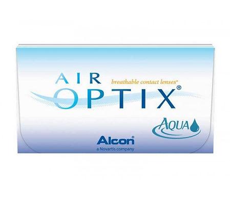 Ежемесячные Контактные линзы AIR OPTIX AQUA