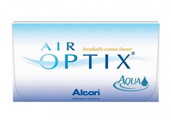 Ежемесячные Контактные линзы AIR OPTIX AQUA, фото
