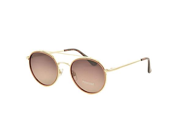 Солнцезащитные очки Megapolis 138 gold