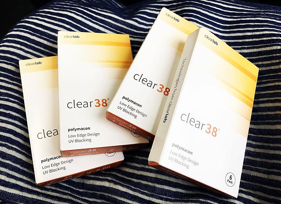 Контактны линзы Clear 38 на фото