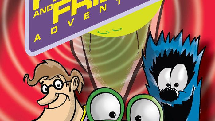 Pop Culture: Froggie And Friends Comic Book