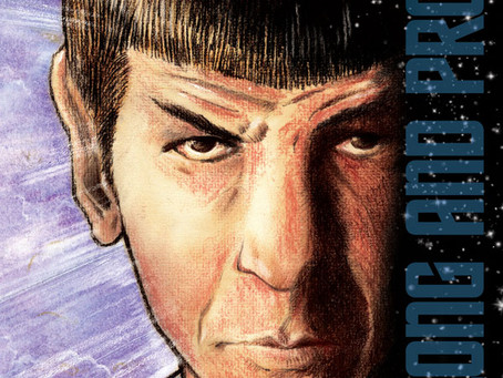 Star Trek Posters from CBS Consumer Products