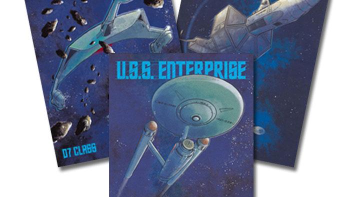 BEST VALUE! Star Trek: Poster 3 Pack
