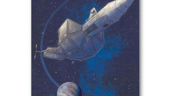Star Trek: Botany Bay Poster