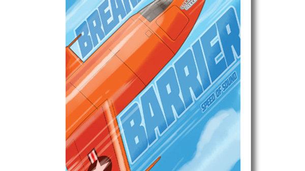 Retro Rocket: Breaking The Barrier