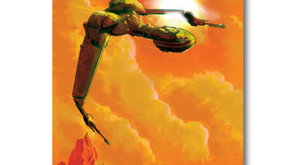 Star Trek: Bird Of Prey Poster