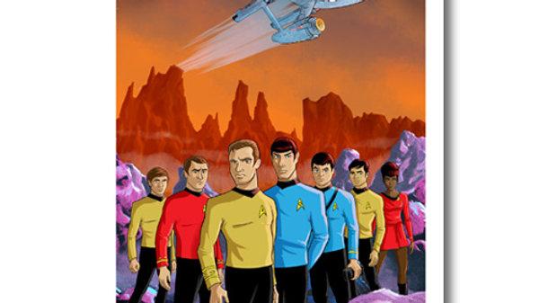 Star Trek: Crew Poster