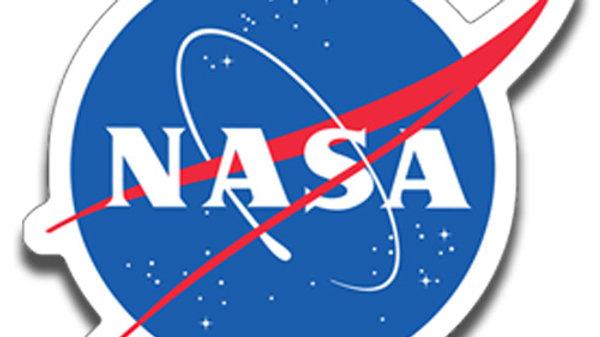 Sticker: NASA