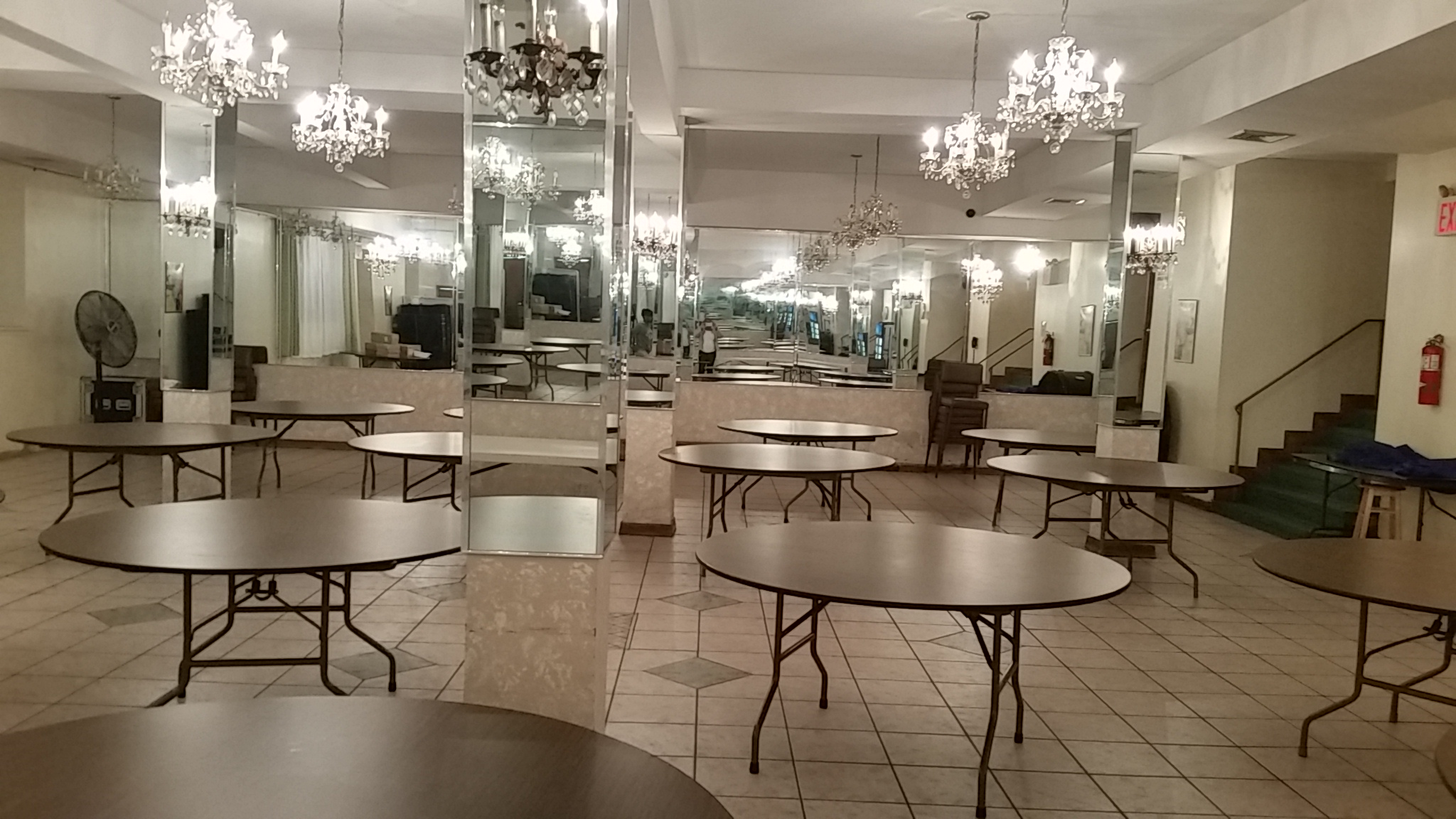 Bronx COGOP Dining Hall