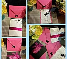 Jai Weddings and Events custom invitations event design elements