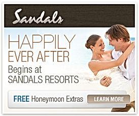 Jai Weddings and Events Sandals Destination Wedding