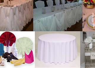 Jai Weddings and Events Rental Items