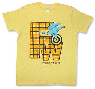 Fountains of Wayne(ファウンテンズ・オブ・ウェイン)モチーフTシャツ『FOW』