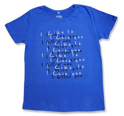Nirvana(ニルヴァーナ)LithiumモチーフTシャツ