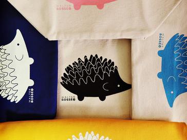 Walter Bosse.jpからハリネズミのランチバッグが発売開始です
