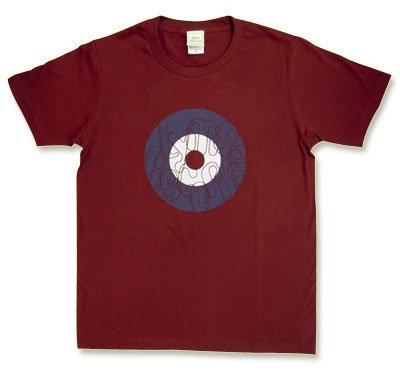 モッズ・ターゲット×Lyme-RecordsロゴTシャツ