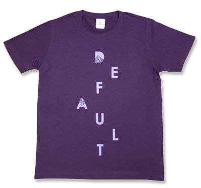 Atoms For Peaceモチーフ「Default」Tシャツ