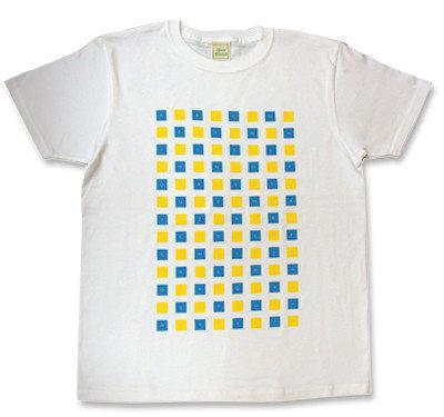 ASH(アッシュ)モチーフ「A-Zアルファベット」Tシャツ