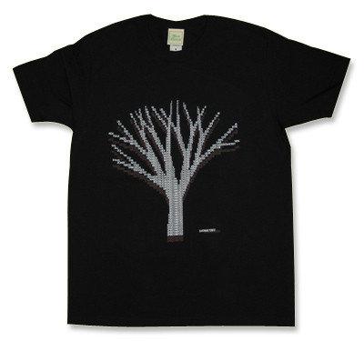 Radiohead(レディオヘッド)モチーフ【Savernake Forest】アルファベットT