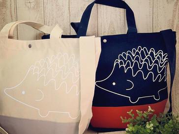Walter Bosse.jpから2way 2toneキャンバストートバッグが発売開始です