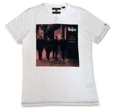 The Beatles(ビートルズ) / BBC Tシャツ■ホワイト■【Ben Sherman】