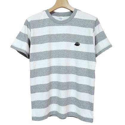 Walter Bosse.jp(ウォルター・ボッセjp)★ボーダー半袖Tシャツ/ハリネズミ