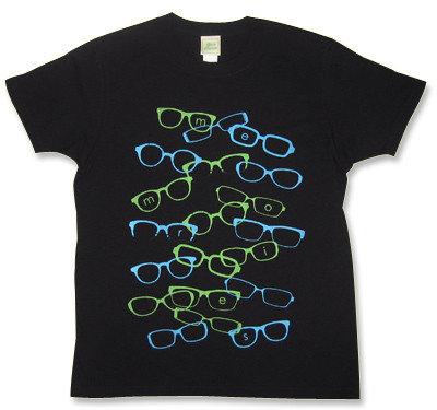 weezer(ウィーザー)モチーフ『memories』眼鏡Tシャツ