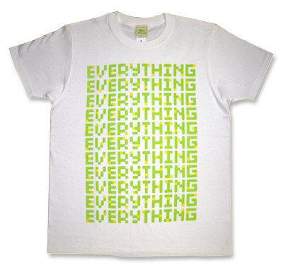 Underworld(アンダーワールド)モチーフ「EVERYTHING」Tシャツ