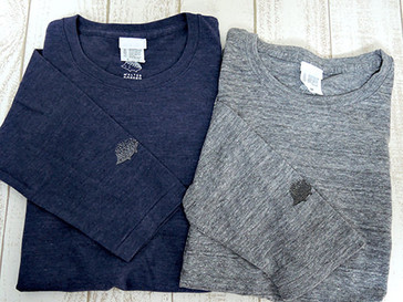 Walter Bosse.jpの八分袖Tシャツが入荷しました