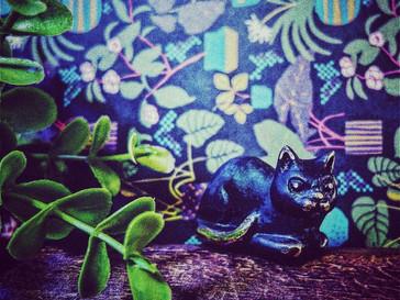 Walter Bosse.jpからネコのミニチュアオブジェの新商品が入荷しました。