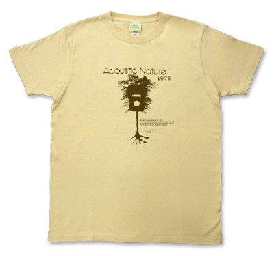 Jack Johnson(ジャックジョンソン)モチーフ「Acoustic Nature」Tシャツ