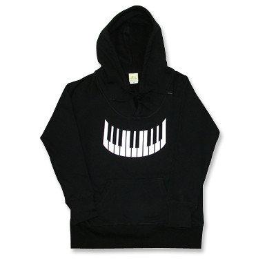 【Piano Man(ピアノマン)パーカー】