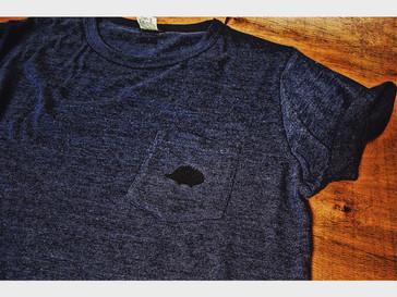 Walter Bosse.jpからポケット付きTシャツが入荷しました。