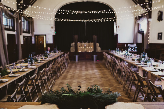 Weddings at Waddesdon Hall