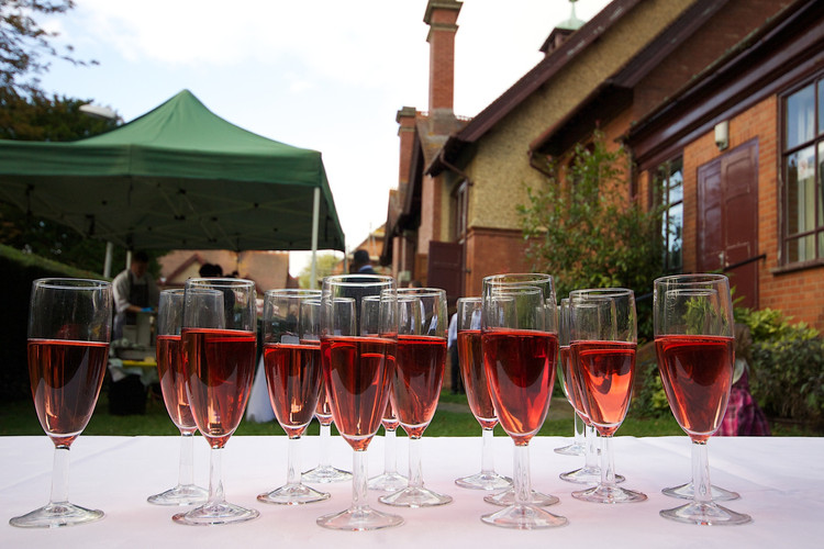 Weddings at Waddesdon Hall
