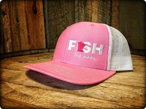 Fish Brand MN Hat Pink