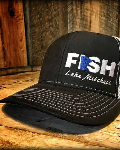 Fish Brand MN Hat Black