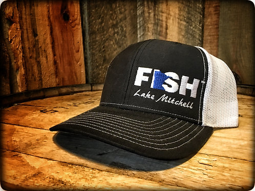Fish Brand MN Hat Black