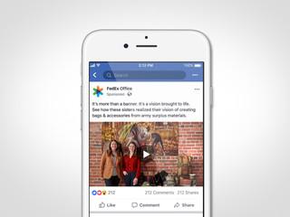 FB Video Ad