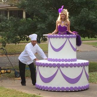 Showgirl Cake