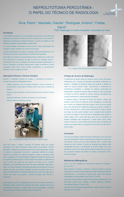 5. Nefrolitotomia Percutânea - O Papel do Técnico de Radiologia