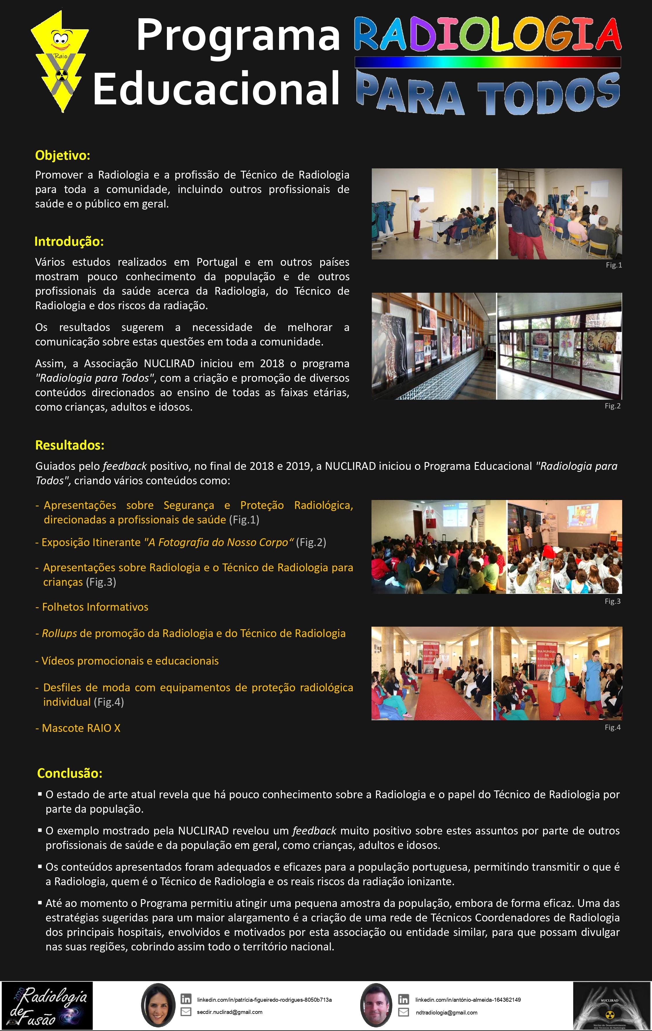 4. Programa Educacional Radiologia para Todos