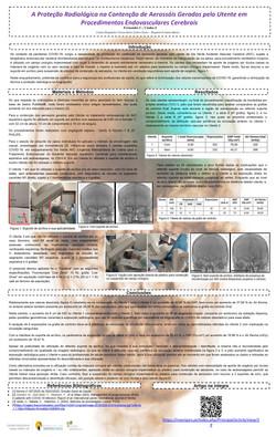 6. A Proteção Radiológica na Contenção de Aerossóis gerados em Procedimentos Endovasculares Cerebrai