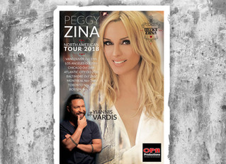 Alysia Helming & Protogenesis Media join Peggy Zina & Yiannis Vardis on their Live US Tour b