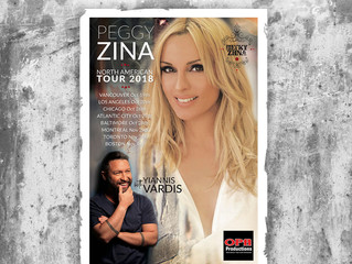 Alysia Helming & Protogenesis Media join Peggy Zina & Yiannis Vardis on their Live US Tour b