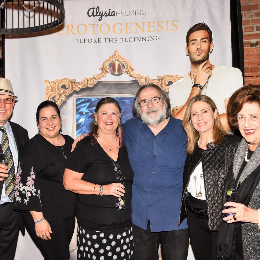 San Francisco International Film Festival: Dimitri Charalambous, Maria Nicolacakis, Cara Skourtis, Kleon Skourtis, Tatiana Drakakis, Pat Aleck