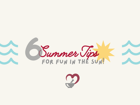 Summer Safety: 6 Tips for Fun in the Sun