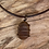 Thumbnail: Brown Seaglass Necklace